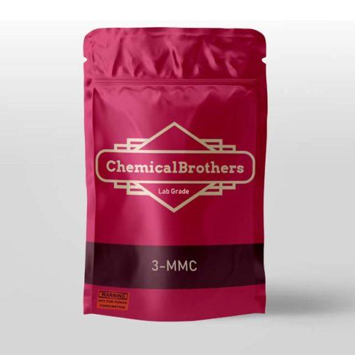 High purity, lab grade bag of 3-MMC product