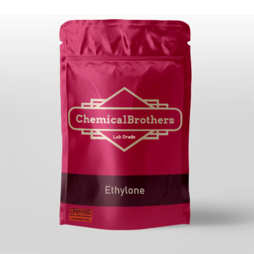 High purity bag of Ethylone @ ChemicalBrothers.nl